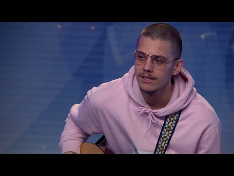William Strid - Body Language egen låt (hela audition 2018) - Idol Sverige (TV4) en streaming