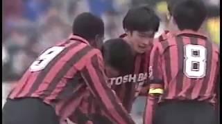 ジェフユナイテッド市原 × 東芝 1993年天皇杯