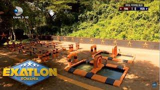 Exatlon Romania(10.11.)-Format nou la jocul pentru vila! Care sunt noile reguli si cine va concura?