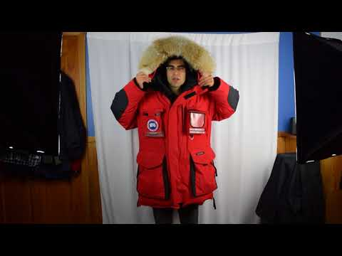Warmest Parka On The Planet--Canada Goose Snow Mantra Overview
