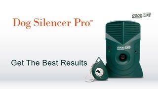 Getting The Most Out Of Your Dog Silencer Pro™ - Helpful Tips