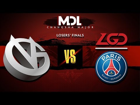 Vici Gaming vs PSG.LGD - MDL Changsha Major - G2