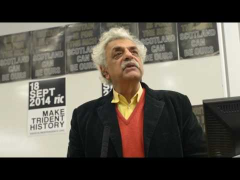 Tariq Ali The Independence Lectures RIC