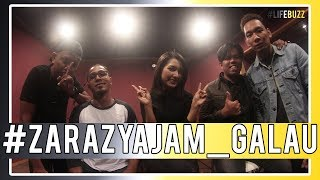 Download lagu LifeBuzz: Zara Zya Jam - Galau (Originally performed by Five Minutes)