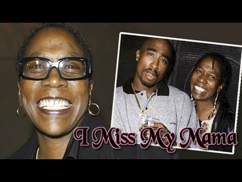 2Pac - I Miss My Mama (NEW 2017 Sad Afeni Shakur Tribute) [HD]