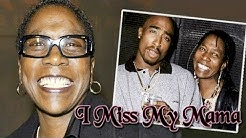 2Pac - I Miss My Mama (2017 Sad Afeni Shakur Tribute) [HD]