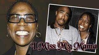 2Pac - I Miss My Mama (Sad Afeni Shakur Tribute) [HD]