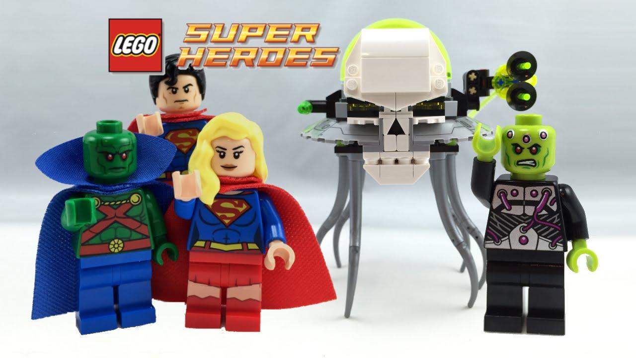 LEGO Brainiac Attack set review! 76040