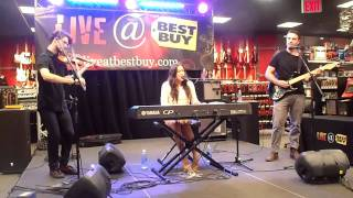 Vanessa Carlton:  I Don't Want To Be a Bride (LIVE @ Best Buy)