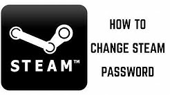 How to Change Steam Password