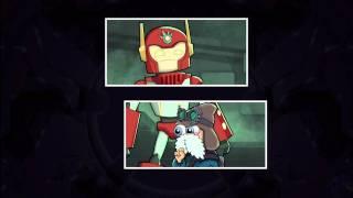 Explodemon: Squall Intro