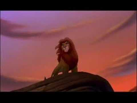 Lion King 2 - Not One Of us
