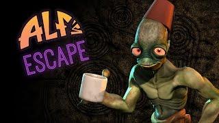 Alf's Escape Trailer - Oddworld: New 'n' Tasty DLC