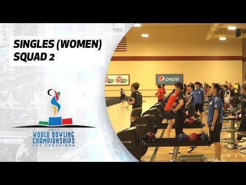 World Bowling Championships 2017 - Singles (Women) Squad 2