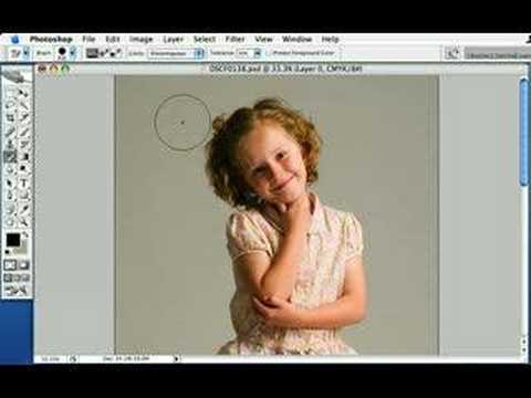 how to work with background eraser