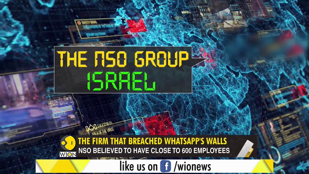 Download Gravitas: Inside The NSO Group, The Firm That Breached WhatsApp's Walls