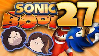 Sonic Boom: Slow and Steady - PART 27 - Game Grumps