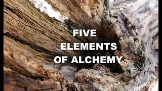 LHP Occult 007: Alchemy and The Five Elements