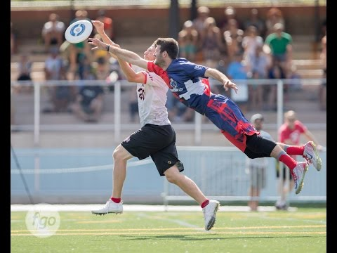 Championship Weekend V | Semifinal 1 | Toronto Rush vs Dallas Roughnecks