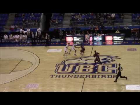 UBC vs  Ottawa Full Game 1