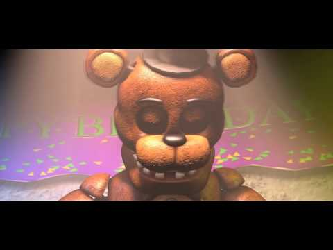 [FNAF SFM] RETURN TO THE SCENE THE MOVIE (Five Nights at Freddy's Animations)