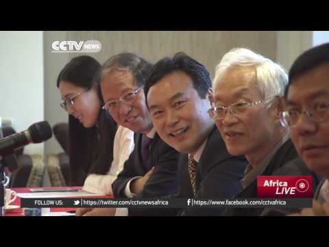 Media professionals visit CCTV Africa's office to enhance cooperation