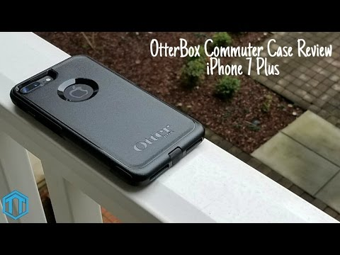 innovative design 81f52 8b198 iPhone 7 Plus Otterbox Commuter Series Case Review! - YouTube