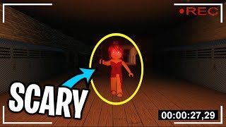 Finding the Scariest Games in Roblox