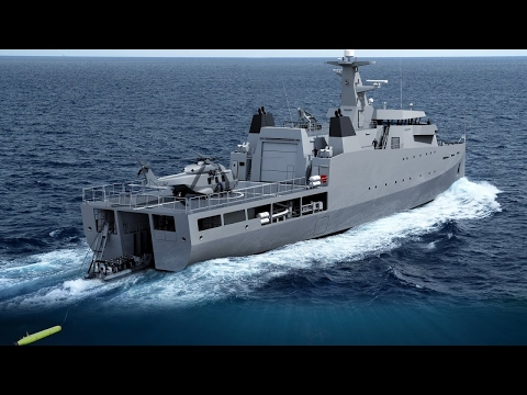 High tech military gear: Philippines starts building own multi mission offshore vessels