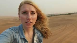 Worldtrip Vlog #2 Dubai Desert Trip