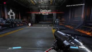 Doom snapmap Close The Doors
