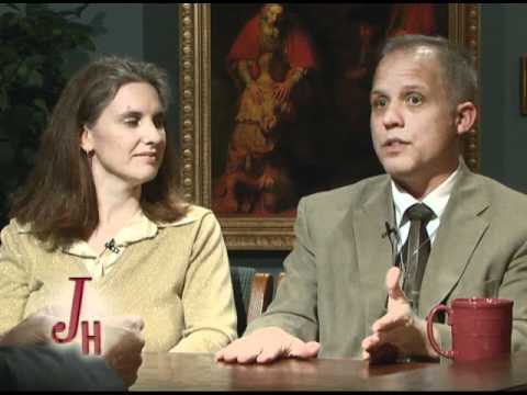 Journey Home - Former Pentecostals - Marcus Grodi with Drake and Crystal McCalister - 01-03-2011