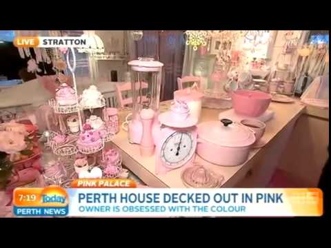 The Pink House Stratton