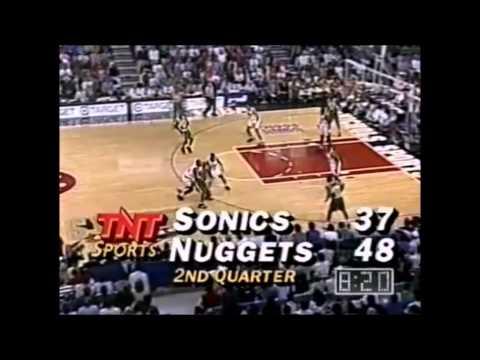 1994 Playoffs: Seattle@Denver Game 3 HIGHLIGHTS