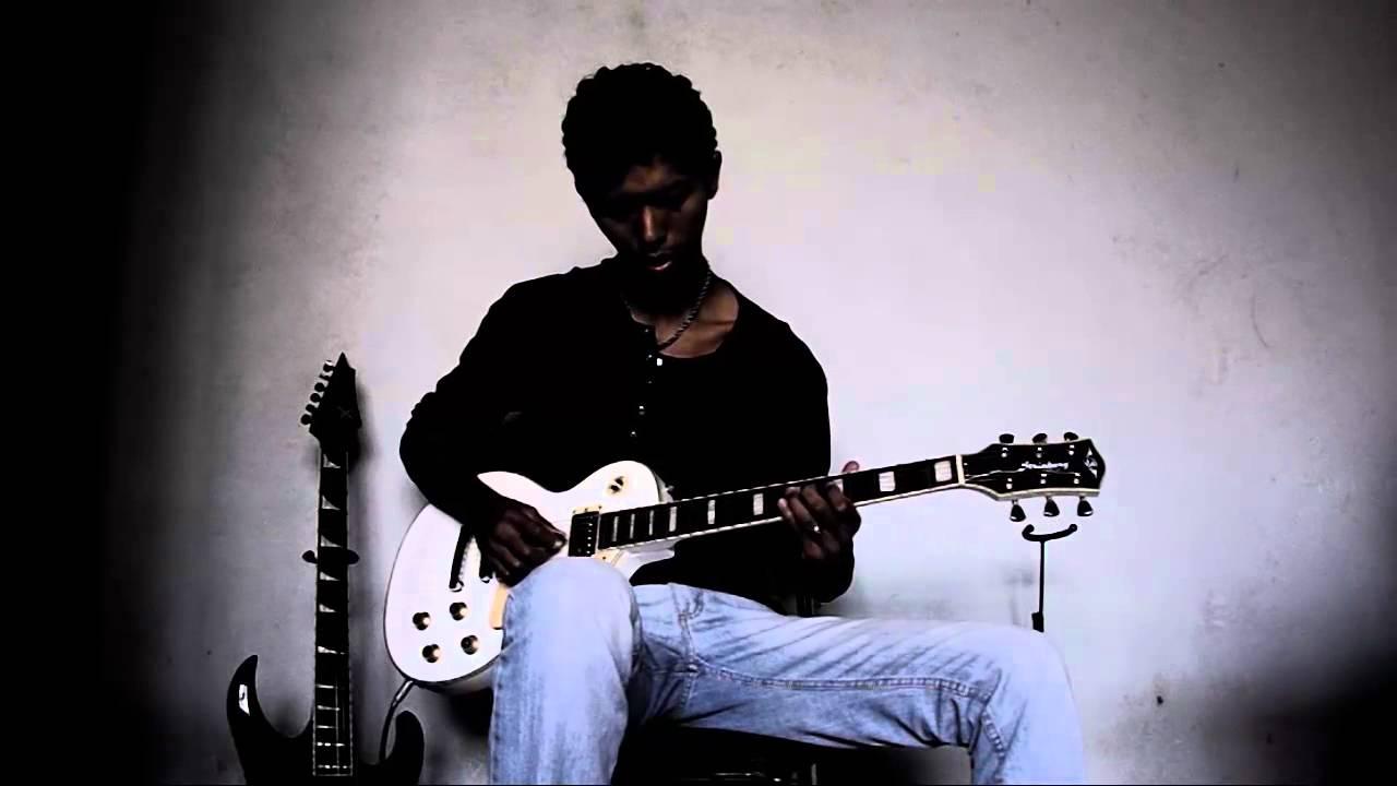 Improvisando en las sombras - Guitar