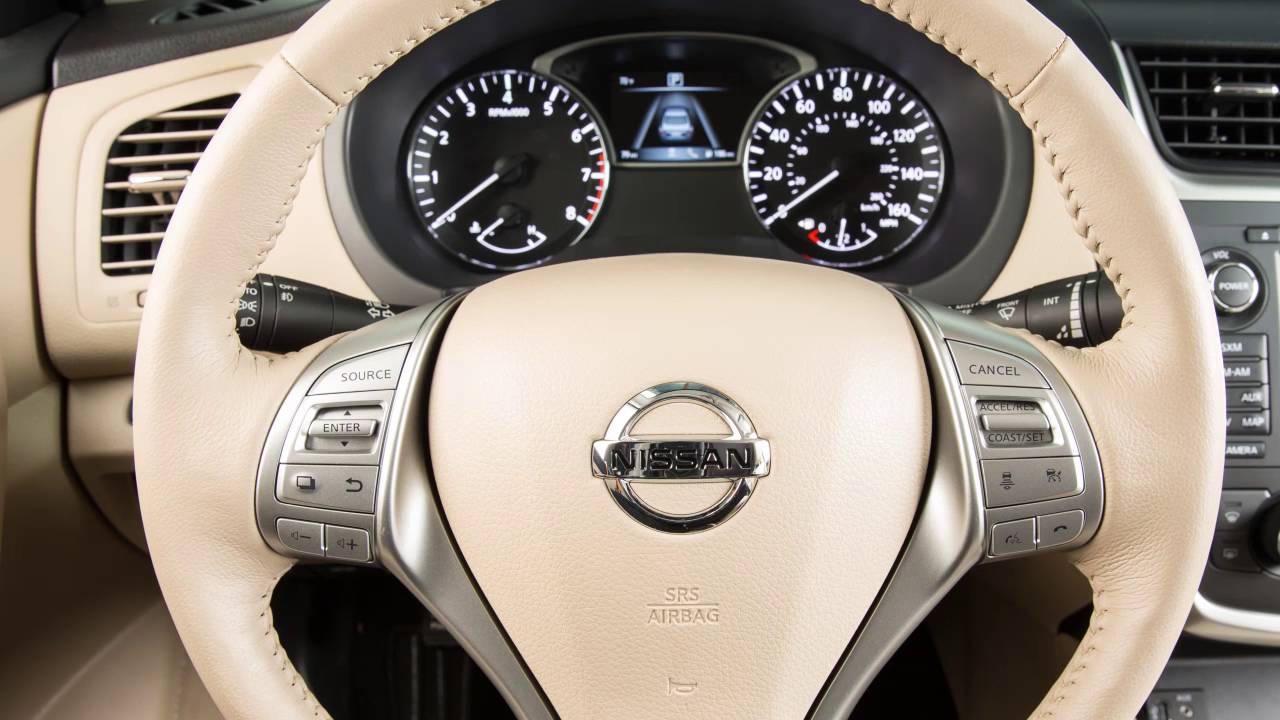 Nissan Altima: NISSAN Voice Recognition System(if so equipped)