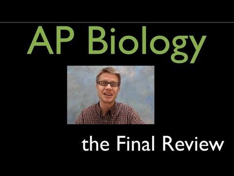AP Bio - Final Review