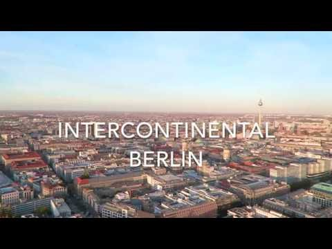 Hotel Tour: InterContinental Berlin