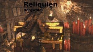 Tomb Raider Reliquien   Bergwald