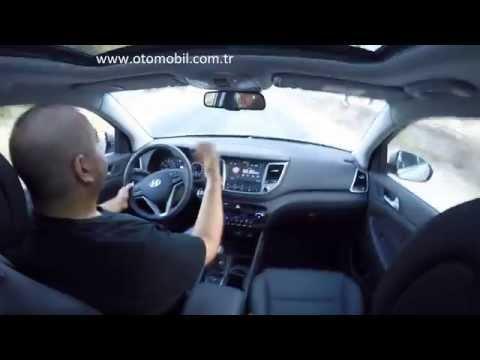 Hyundai Tucson 1.6 Turbo GDI DCT Otomatik Test 2015