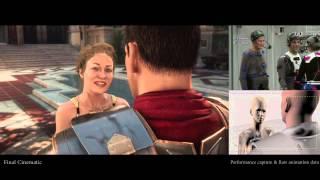 RYSE:SON OF ROME CINEMATIC COMPARISON VIDEO