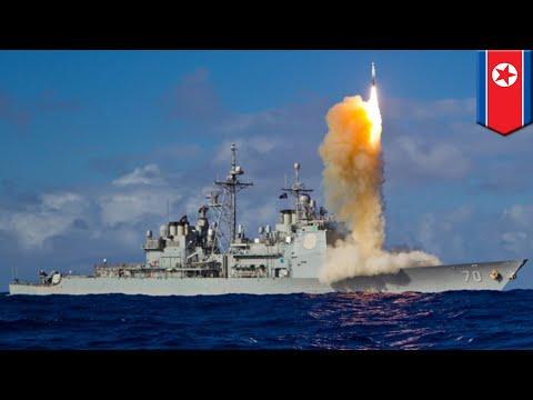 Menghentikan rudal Korea Utara; Amerika menggabungkan kekuatan dengan Jepang dan Korea Selatan - Tom
