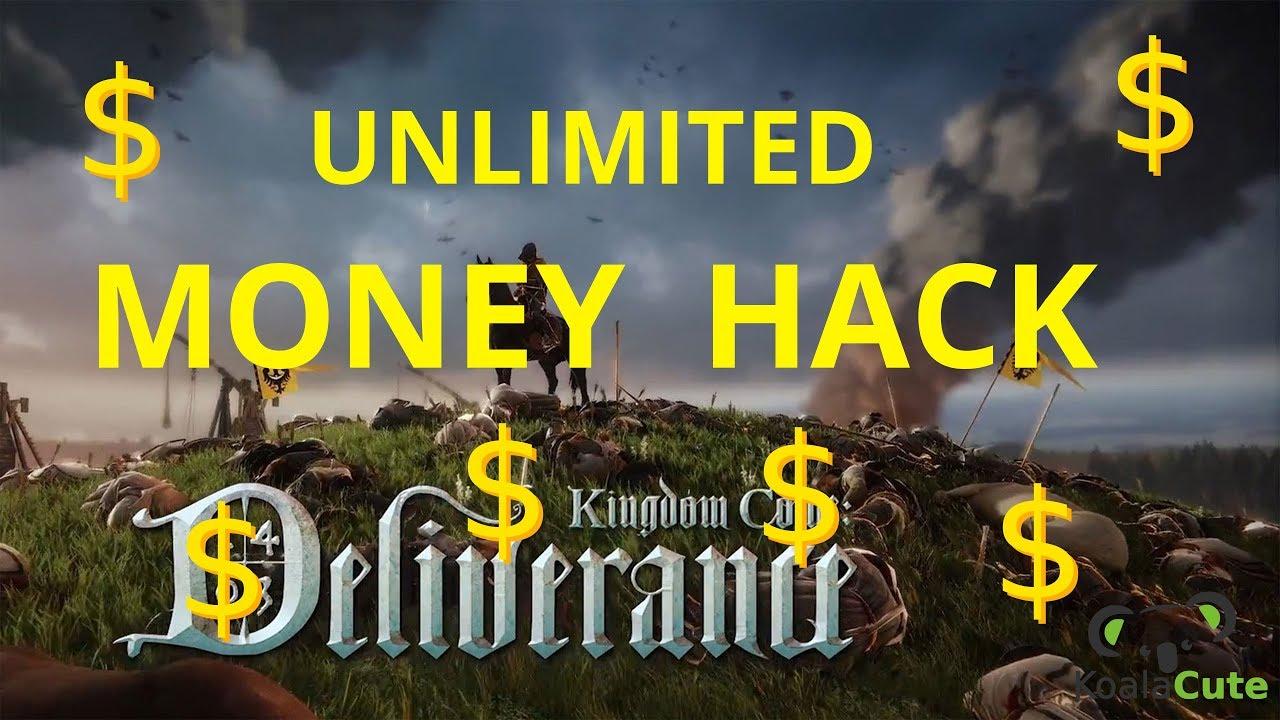 Kingdom Come Deliverance | CHEAT | HACK | UNLIMITED MONEY