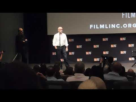 Alex Gibney Introduces NO STONE UNTURNED at the New York  Film Festival 9/30/17