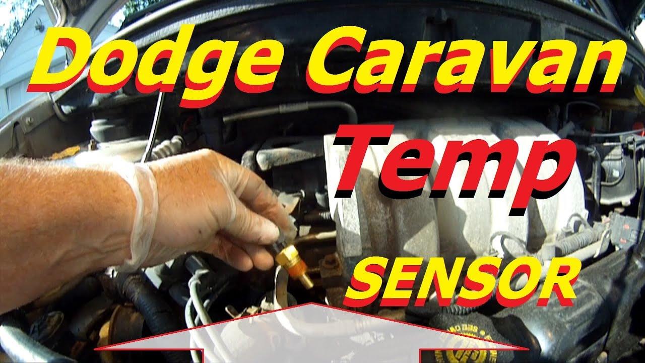 04 dodge caravan thermostat