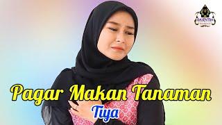PAGAR MAKAN TANAMAN (Mansur S) - TIYA (Cover Dangdut)