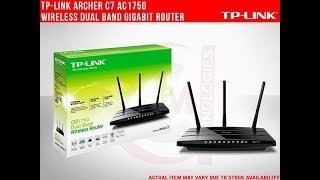 TP-Link AC1750 Smart WiFi Router - Dual Band Gigabit Wireless Router