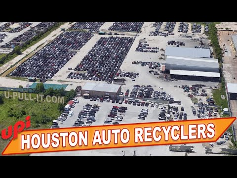 HOUSTON AUTO RECYCLERS JUNKYARD INVENTORY