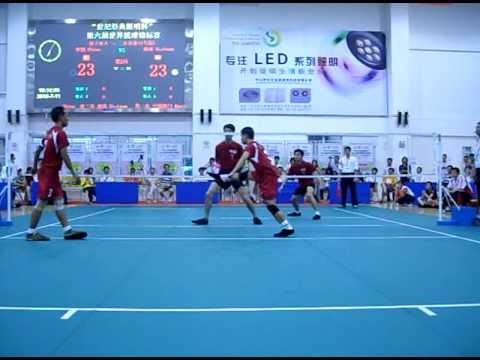 Đội tuyển đá cầu Việt Nam tại Trung Quốc www.dacau.info