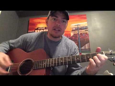 Just Gettin' Started - Jason Aldean (Beginner Guitar Lesson)